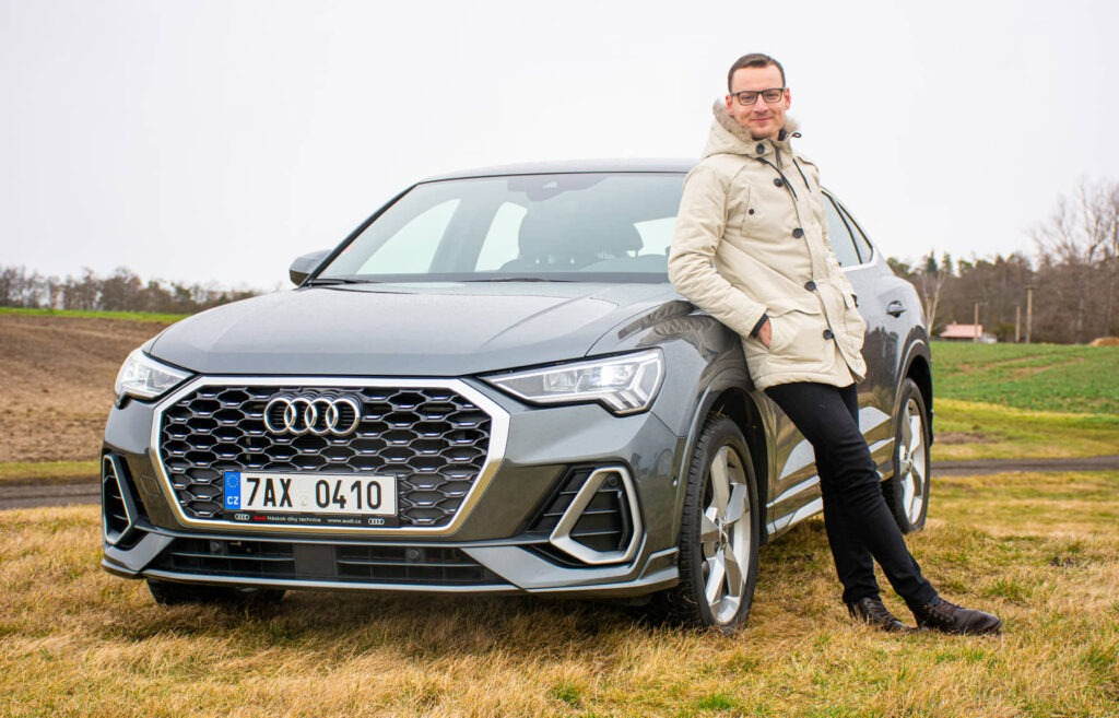 Jak to vidí ENTRY? Audi Q3 je líný kříženec, má ale jeden z nejlepších infotainmentů