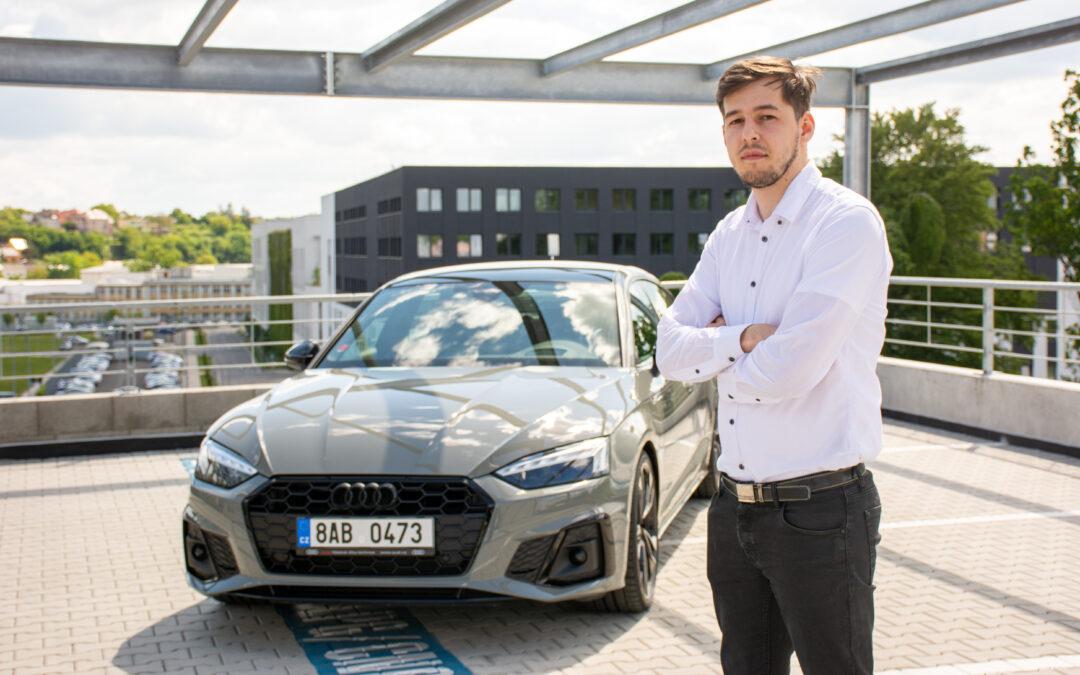Jak to vidí Entry: Audi A5 je sporťák, za kterým se otočíte