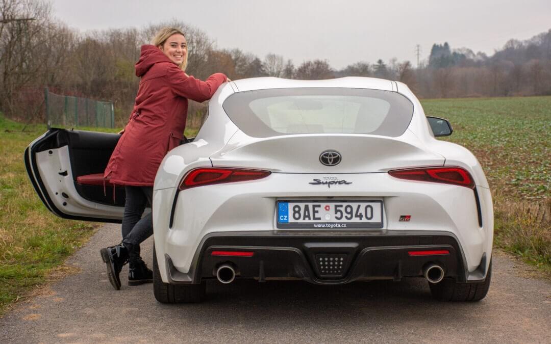 Jak to vidí Entry: S Toyotou Supra můžete balit holky jako Vin Diesel